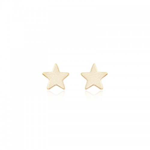 Pd Collection Yg Small Star Earrings