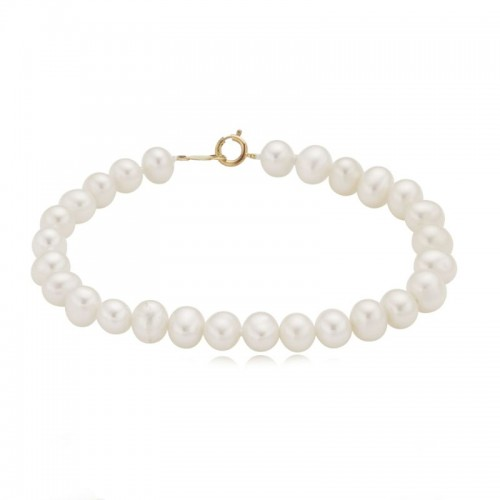 PD Collection Pearl Bracelet