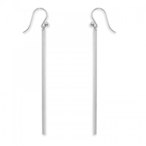 Pdc Pd Collection Ss Long Column Drop Earrings