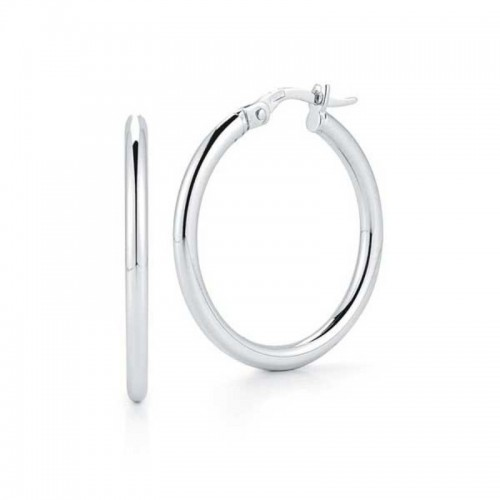 Roberto Coin 18Kt Gold Small Round Hoop Earrrings