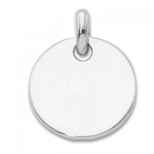 Pd Collection Ss Round Tag