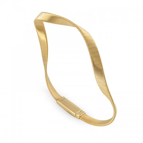 Marco Bicego 18K Yellow Gold Marrak Supreme Bangle Bracelet