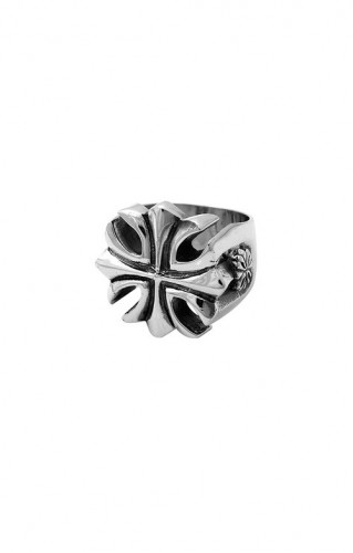 KB Ss Gothic Iron  Cross Ring