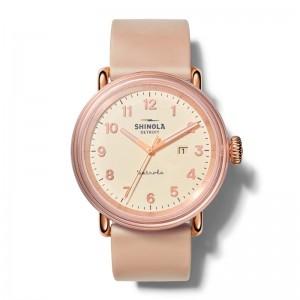 Detrola 3HD 43mm, The Pinky Watch
