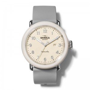 Detrola 3HD 43mm, Pine Knob Watch