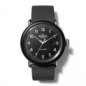 Detrola 3HD 43mm, The Model D Watch