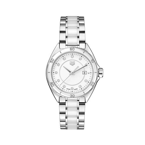 TAG Heuer Formula 1 Lady Steel & Ceramic Quartz Watch