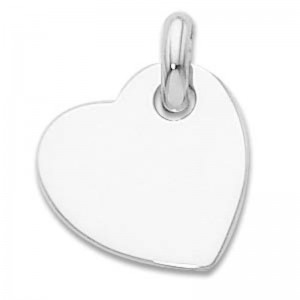 Pd Collection Ss Heart Tag