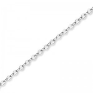 Pd Collection Ss Diamond Cut Chain 18