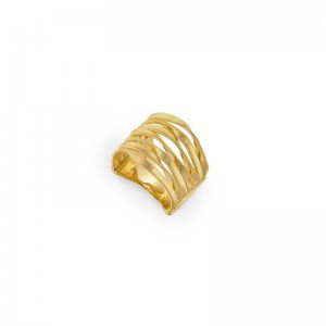 Marco Bicego 18K Yellow Gold Marrakech Collection   Ring Size 7