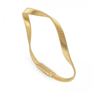Marco Bicego 18K Yellow Gold Marrak Supreme Bangle Bracelet