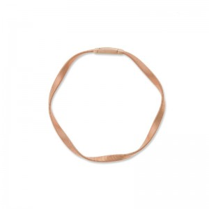 Marco Bicego 18K Rose Gold Marrakech Supreme Collection Bracelet