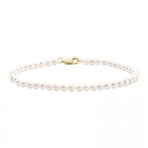 Mastoloni 3.5-4MM Pearl Strand Bracelet
