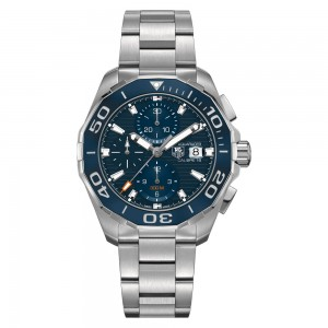 Aquaracer 300M Ceramic Bezel Calibre 16 Automatic Chronograph