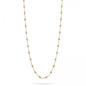 Marco Bicego 18K Yellow Gold Siviglia Necklace 39.25
