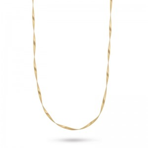 Marco Bicego 18K Yellow Gold Marrakech Supreme Collection  Necklace