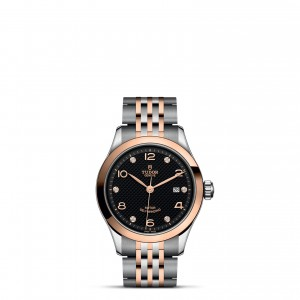 1926 28mm Steel And Rose Gold
