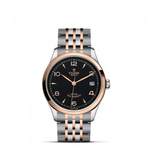 1926 36mm Steel And Rose Gold