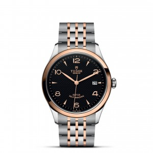 1926 39mm Steel And Rose Gold