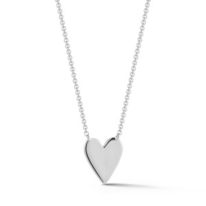 Dana Rebecca Heart Necklace