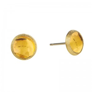 Marco Bicego 18K Yellow Gold Jaipur Citrine Earrings
