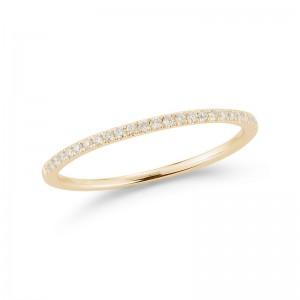 Dana Rebecca Sylvie Rose Slim Ring