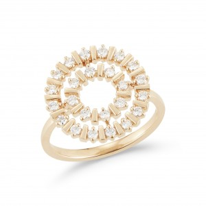 Dana Rebecca Brooklyn Cocktail Ring