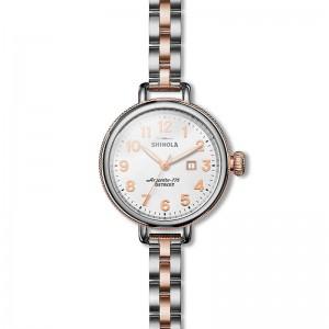 Birdy 34MM, Silver Bracelet Watch