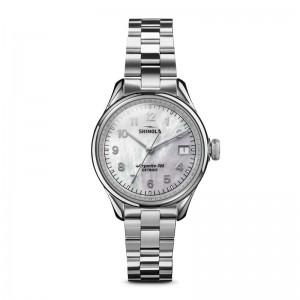 Vinton 3HD 32mm MOP, Silver Bracelet Watch