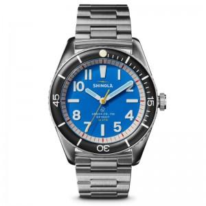 Duck 42MM, Silver Bracelet Watch