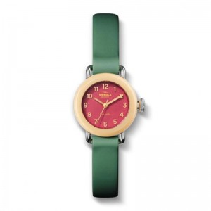 Pee Wee 25MM, Silicone Strap Watch
