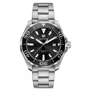 Aquaracer 300M Aluminum Bezel Quartz Watch
