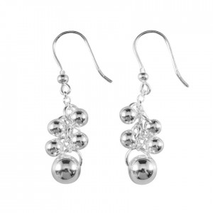PDC SS Bubble Earrings