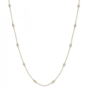 PD Collection Diamonds by the Yard Necklace