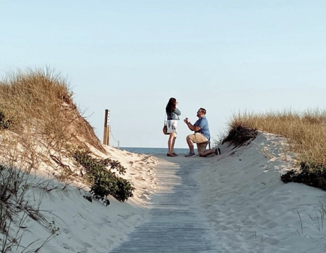Melissa & Brian - Cape Cod Proposal