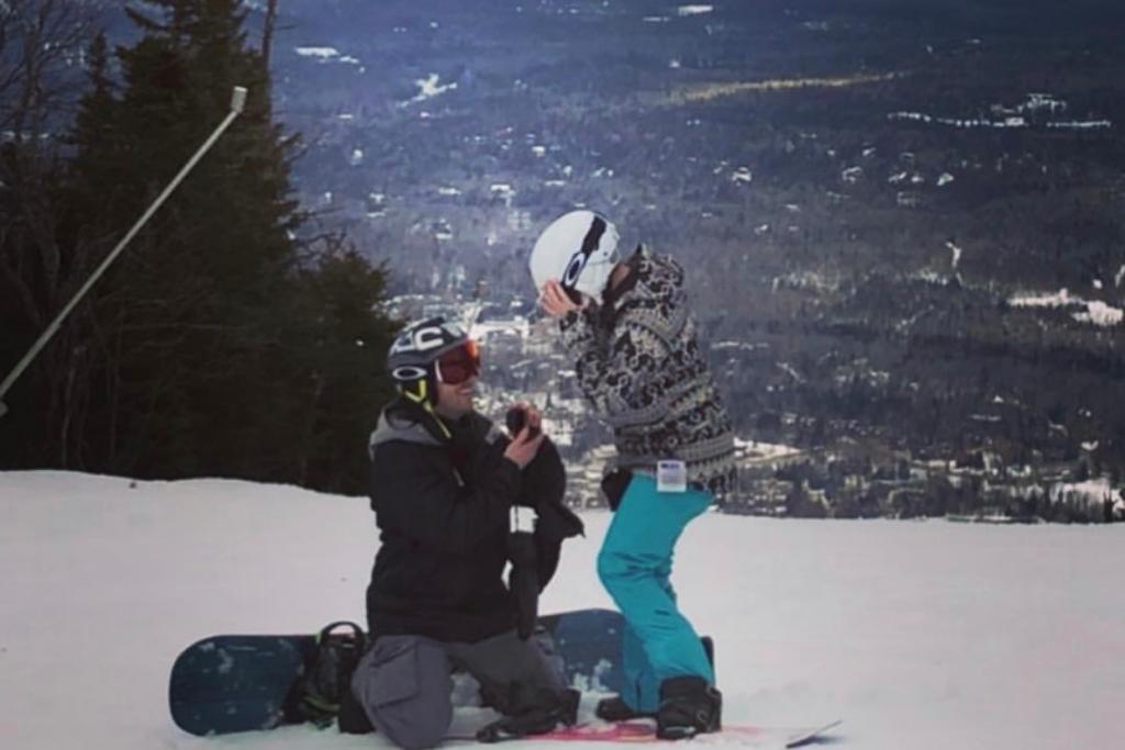 Heather & Austin - Sugarloaf Mountain Proposal!