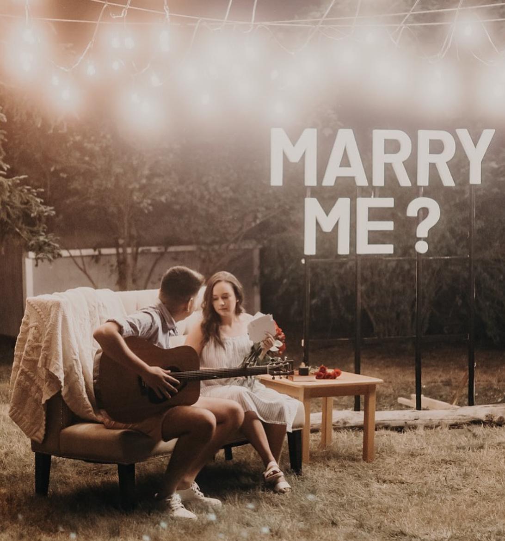 Mikayla & Gian - Serenade Proposal
